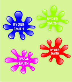 School Labels